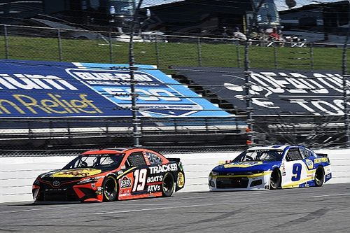 Chase Elliott is just fine with 'uneventful' Martinsville race