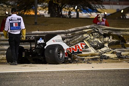 """Deep investigation"" will follow Grosjean accident - Brawn"