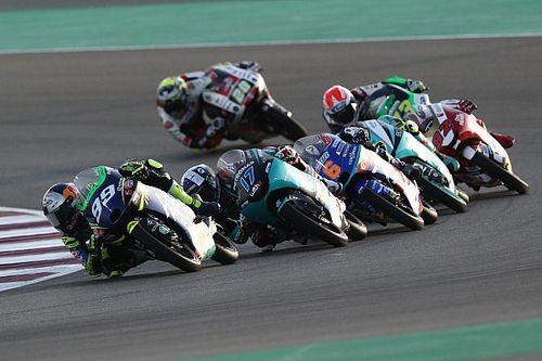 Stewards bestraffen Moto3-coureurs voor vechtpartij in Qatar