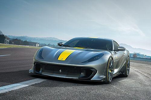 El Ferrari de combustión más potente de la historia