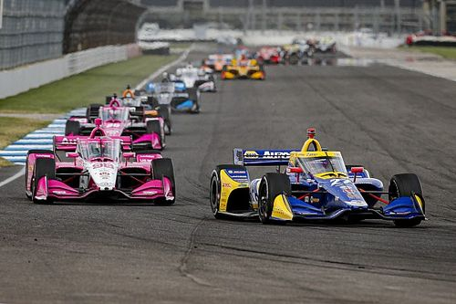 GMR Grand Prix of Indianapolis – the weekend schedule