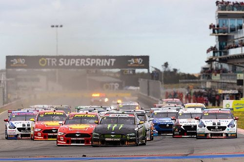 2021 Supercars The Bend SuperSprint session times and preview