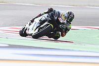 Zarco a fait son meilleur temps avec une moto endommagée