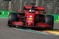 """Vettel: """"Sorprendente, me sentí cómodo, pero no salían los tiempos"""""""