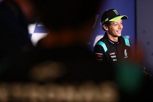 """Rossi: """"VR46 takımıyla sadece bir yıl yarışmak riskli olurdu"""""""