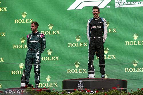 Ocon et Vettel reprimandés après le GP de Hongrie