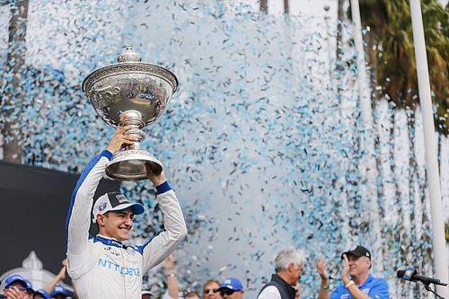 Palou hace historia: campeón de la IndyCar 2021 en Long Beach