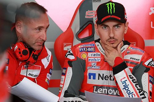 "Lorenzo says 2021 Ducati deal ""almost happened"""
