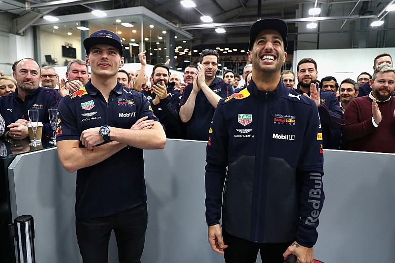 Horner: Ricciardo'nun yaşadığı çoğu sorun 2019'da yarışacağı üreticiden kaynaklanıyordu