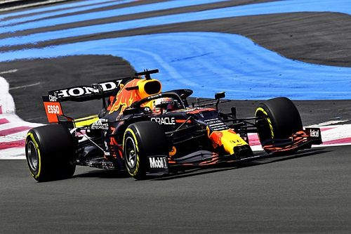 Verstappen no esperaba que Red Bull pueda ir tan bien en Paul Ricard