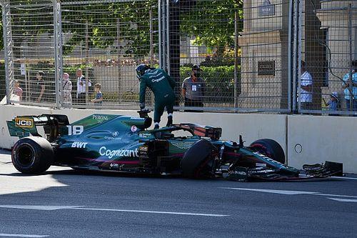 Aston Martin: La F1 enfrenta un serio problema con las fallas de neumáticos