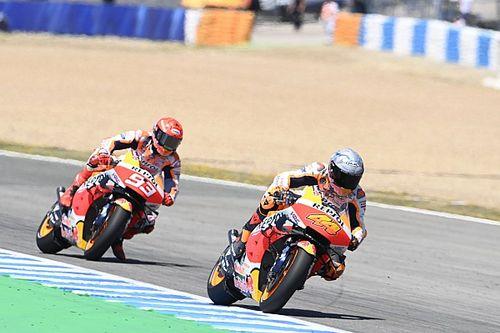 "Puig: ""Sabemos que nos enfrentamos a problemas con la moto"""