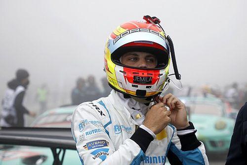 Porsche's Vanthoor injured after Spa paddock accident