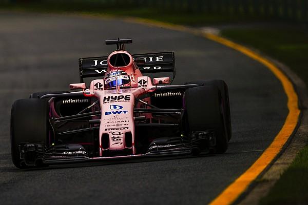 F1 印度力量:双积分完赛超水平发挥