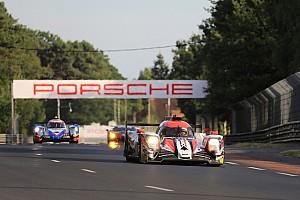 Le Mans Special feature Dunlop's LMP2 Le Mans 24h strategy pointers