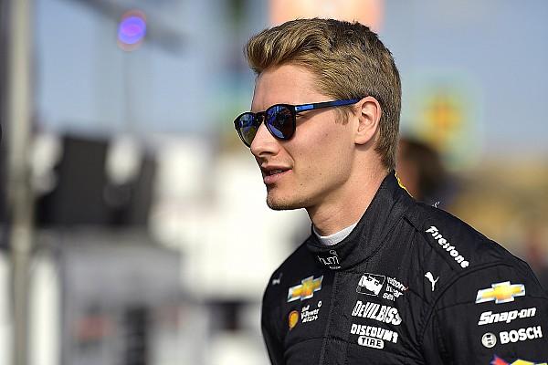 Steiner over F1-interesse Newgarden: