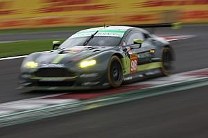 WEC Nieuws Video: Nieuwe Aston Martin Vantage GTE test in Sebring
