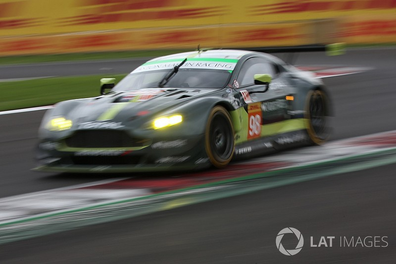 Video: Neuer Aston Martin Vantage bei Tests in Sebring