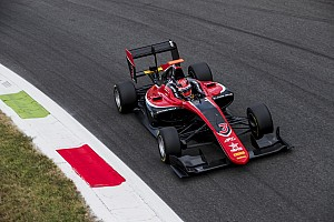 GP3 Race report Monza GP3: Russell wins spectacular three-way ART fight