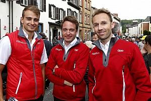 DTM News Immer in Action: DTM-Stars bei 24h-Rennen am Nürburgring