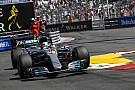 Formule 1 Hamilton déplore le comportement