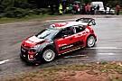 WRC Себастьен Леб вернулся за руль машины WRC: видео