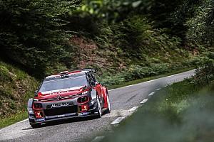WRC 速報ニュース 【WRC】シトロエンとのテストに好感触のローブ、次の機会にも好意的