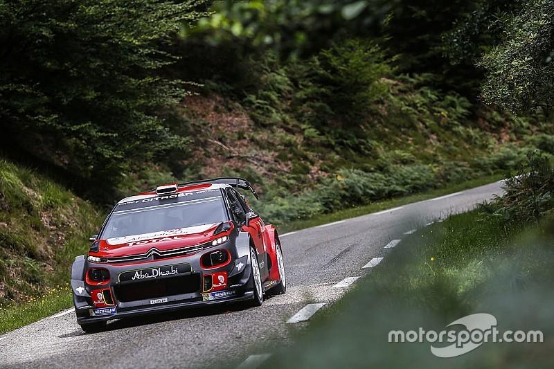 Loeb open to more Citroen WRC tests in 2017
