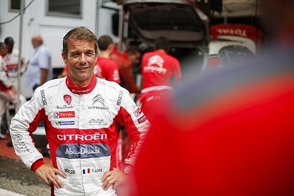 WRC Новость Леб примет участие в раллийных тестах Citroen на гравии