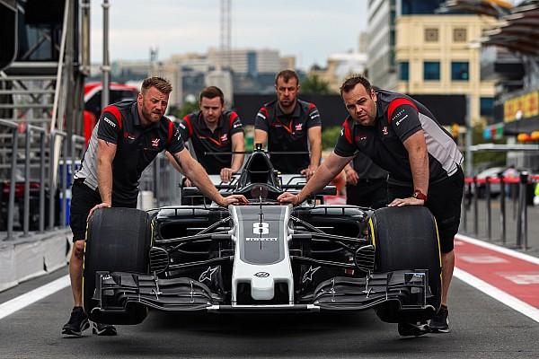 F1 Noticias de última hora Haas usará 'spotters' en la clasificación de Bakú