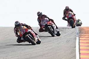 """MotoGP Noticias de última hora Márquez: """"Sólo me fijo en los puntos fuertes de mis rivales"""""""