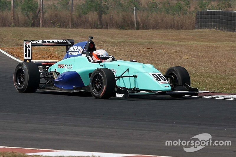 Chennai MRF Challenge: Mawson extends lead after Race 2 win