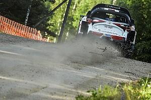 WRC Отчет о секции Латвала вернул себе первую позицию в Ралли Финляндия
