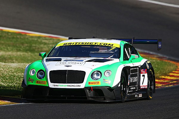 Blancpain Sprint Breaking news Taylor-Smith makes Blancpain GT switch with Bentley