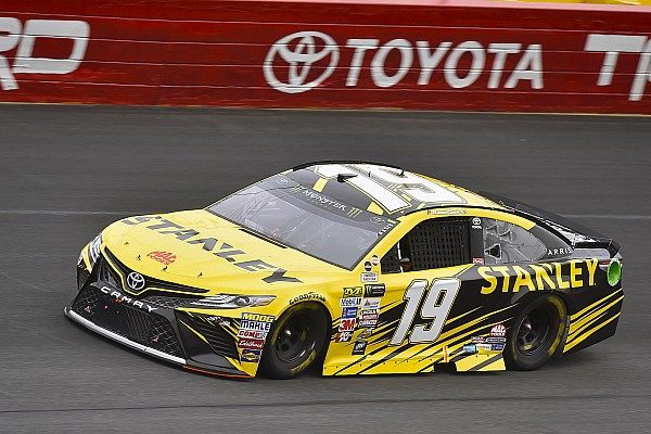 NASCAR Cup NASCAR penalizes JGR for Cup and Xfinity infractions
