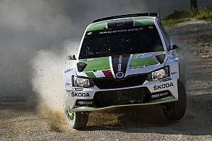 CIR Gara Scandola vince il Rally Adriatico e regala a Skoda la prima vittoria 2017
