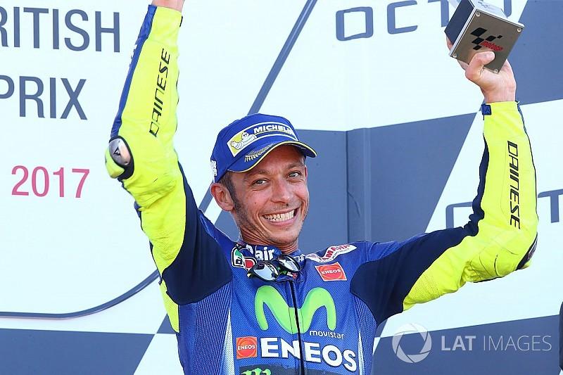 Yamaha y Rossi no negociarán hasta mediados de 2018
