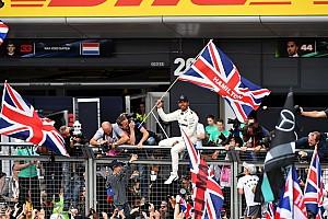 F1 比赛报告 英国大奖赛正赛:汉密尔顿主宰银石