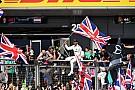 F1 英国大奖赛正赛:汉密尔顿主宰银石