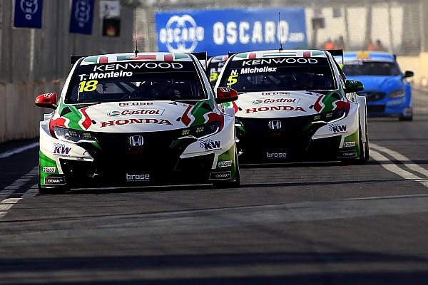 WTCC WTCC: Monteiro-Michelisz kettős Honda-győzelem a 2. futamon!