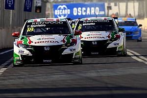 WTCC BRÉKING WTCC: Monteiro-Michelisz kettős Honda-győzelem a 2. futamon!