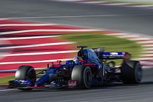 Fórmula 1 Noticias Toro Rosso confía en estar por delante de la mitad del pelotón