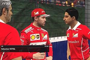 eSports BRÉKING F1 2017, THE GAME: Alonso szenzációs versenye az esős Szingapúrban