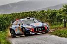 WRC Journée déjà terminée pour Neuville!