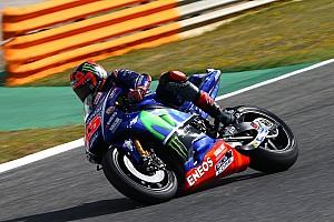 MotoGP Practice report MotoGP Spanyol: Vinales puncaki warm-up, Lorenzo kedua