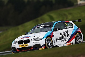 BTCC Race report Thruxton BTCC: Turkington takes BMW's 100th win in Race 3