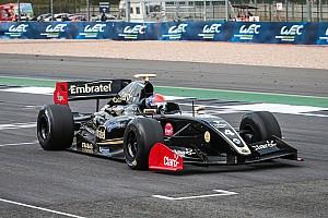 Formula V8 3.5 Reporte de calificación Fittipaldi logra la segunda pole de la 3.5 en Spa