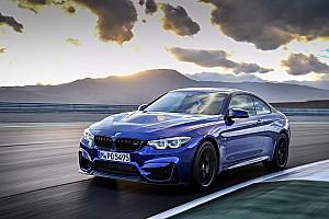 Automotive Noticias de última hora Una vuelta en circuito con el BMW M4 CS 2017
