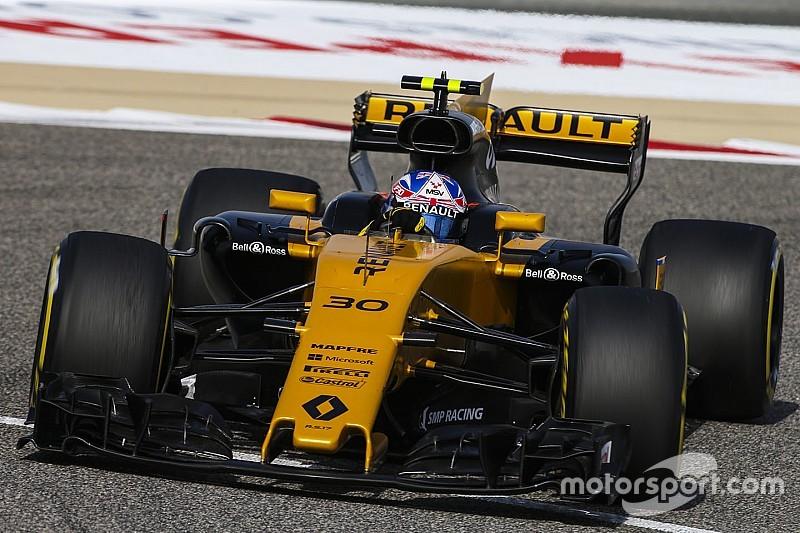 Під час тестів у Бахрейні Renault випробує перероблений MGU-K