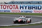 WEC WEC у Сільверстоуні: Toyota на дві секунди випередила Porsche